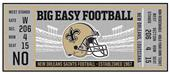 Fan Mats NFL New Orleans Saints Ticket Runner
