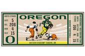 Fan Mats NCAA University of Oregon Ticket Runner