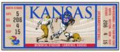 Fan Mats NCAA University of Kansas Ticket Runner