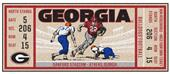 Fan Mats NCAA University of Georgia Ticket Runner