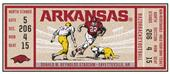 Fan Mats NCAA University of Arkansas Ticket Runner
