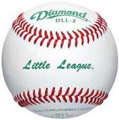Diamond Little League Competition Baseballs EA
