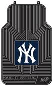 Northwest MLB NY Yankees Car Floor Mat (set of 2)