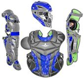 ALL-STAR S7 Axis Camo Pro Baseball Catching Kit