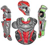 ALL-STAR Youth S7 Axis Camo Baseball Catching Kit