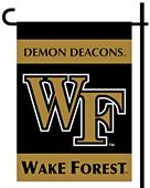 Collegiate Wake Forest 2-Sided Garden Flag