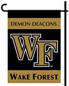 Collegiate Wake Forest 2-Sided Garden Flag