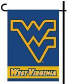 Collegiate West Virginia 2-Sided Garden Flag
