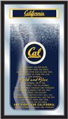 Holland University of California Fight Song Mirror