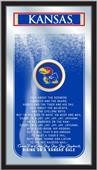 Holland University of Kansas Fight Song Mirror