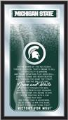 Holland Michigan State Univ Fight Song Mirror