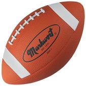 Markwort Rubber Official Size/Intermed Footballs