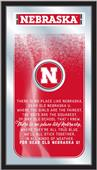 Holland University of Nebraska Fight Song Mirror