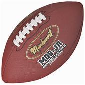 Markwort Top Quality Leather Junior Size Footballs