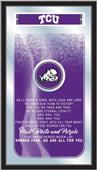 Holland Texas Christian Univ Fight Song Mirror