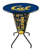 Holland Univ of California Lighted Pub Tables