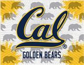 Holland Univ of California Logo Printed Canvas Art