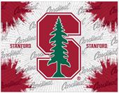 Holland Stanford Univ Logo Printed Canvas Art
