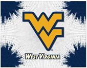 Holland West Virginia Univ Logo Printed Canvas Art