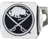 Fan Mats NHL Buffalo Sabres Chrome Hitch Cover