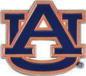 Fan Mats NCAA Auburn Univ Colored Vehicle Emblem