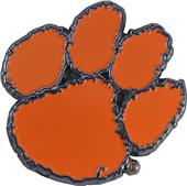 Fan Mats NCAA Clemson Univ Colored Vehicle Emblem