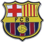 Fan Mats MLS FC Barcelona Colored Vehicle Emblem