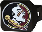 Fan Mats NCAA Florida St. Black/Color Hitch Cover