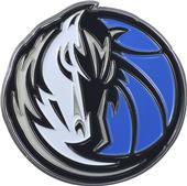 Fan Mat NBA Dallas Maverics Colored Vehicle Emblem