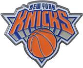 Fan Mats NBA NY Knicks Colored Vehicle Emblem