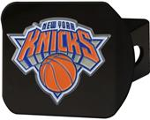 Fan Mats NBA NY Knicks Black/Color Hitch Cover