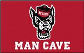Fan Mats NCAA NC State Man Cave UltiMat