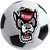 Fan Mats NCAA NC State Soccer Ball Mat