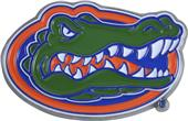 Fan Mats NCAA Florida Colored Vehicle Emblem