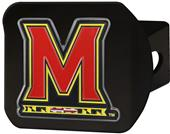 Fan Mats NCAA Maryland Black/Color Hitch Cover