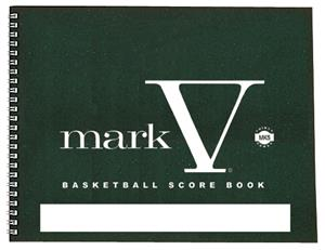 SCOREBOOK PLAIN COVER 30 GAMES