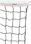 Markwort Black Polyethylene Volleyball Nets