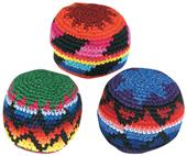 Maya Soft/Half-Filled Footbags-Hacky Sacks