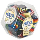 Maya Counter Canister Displays