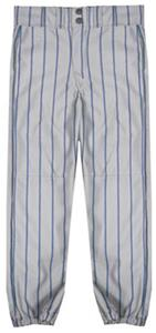 GREY/NAVY PINSTRIPES