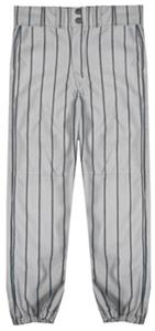 GREY/BLACK PINSTRIPES