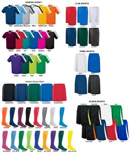 INCLUDES E6956 CAMPOS SHORTS & E3165 SOCK
