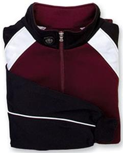 MAROON/BLACK/WHITE-302  (JACKET)