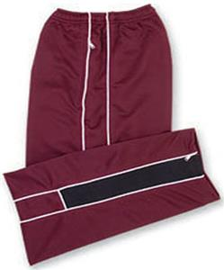 MAROON/BLACK/WHITE-302  (PANT)