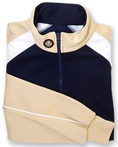 NAVY/VEGAS GOLD/WHITE-412  (JACKET)