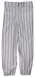 GREY PANT/BLACK STRIPES