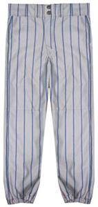 GREY PANT/NAVY STRIPES