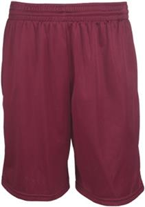 MAROON - 9&quot; INSEAM
