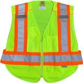 Game Sportswear The 5 Point Breakaway Vest
