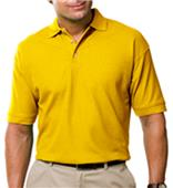 Blue Generation Mens SS Egyptian Cotton Polo Shirt